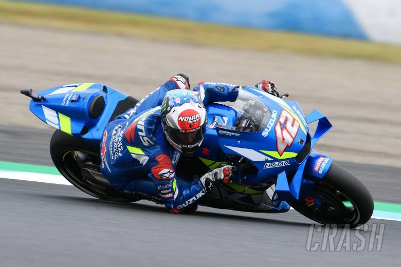 Rins, Japanese MotoGP 2019