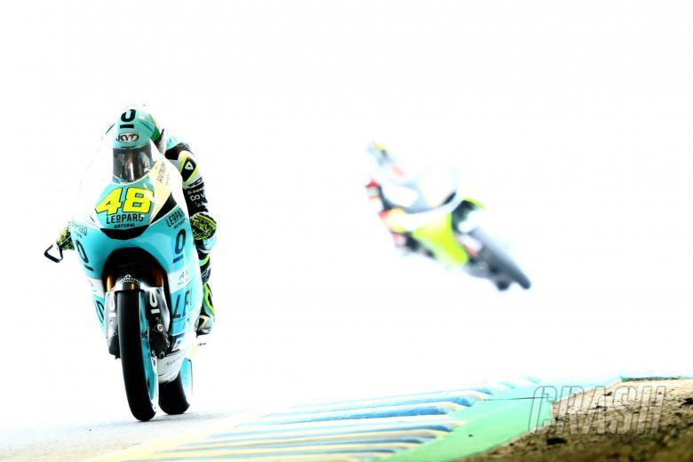 Moto3 Motegi - Hasil Race