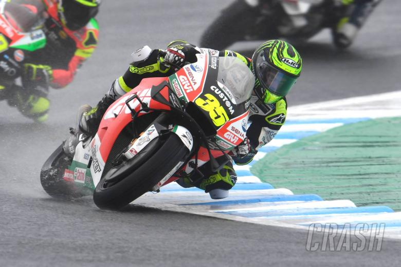 Crutchlow: I don't know if I'll be on podium or 15th!