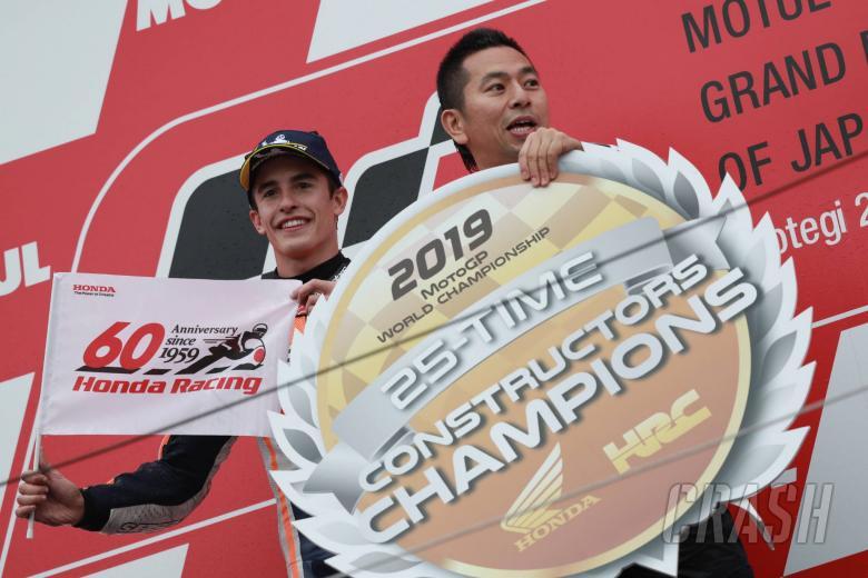 Jepang: Klasemen Kejuaraan MotoGP