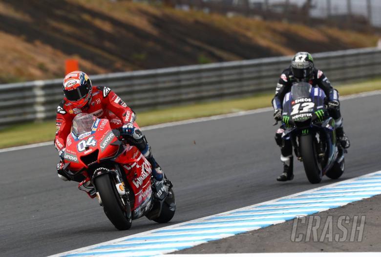 Vinales: Pilihan sulit antara Ducati, Yamaha