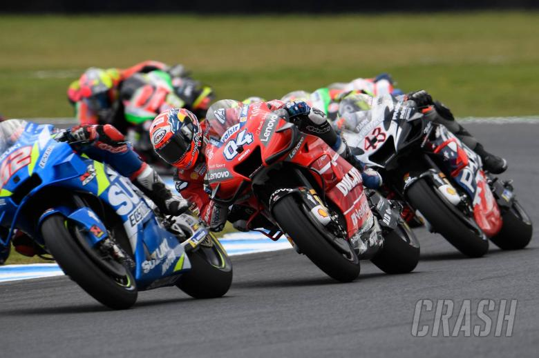 Dovi 'not convinced' by Phillip Island wing rule
