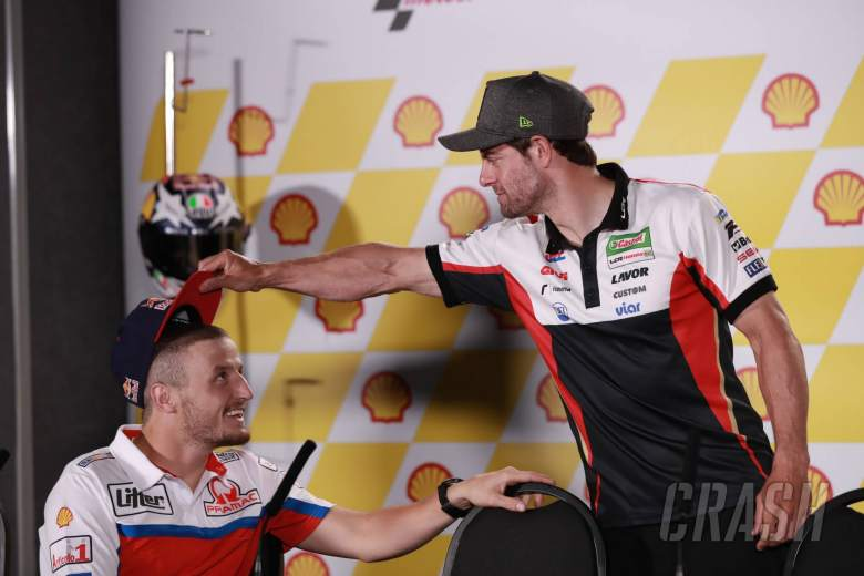 """He was doubted more than other riders…"" - Miller pays tribute to Crutchlow"