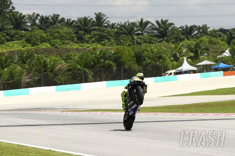 Malaysian MotoGP - Friday as it happened