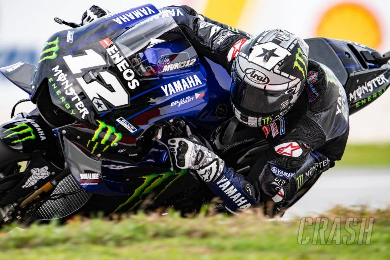 Vinales: No reasons not to stay with Yamaha