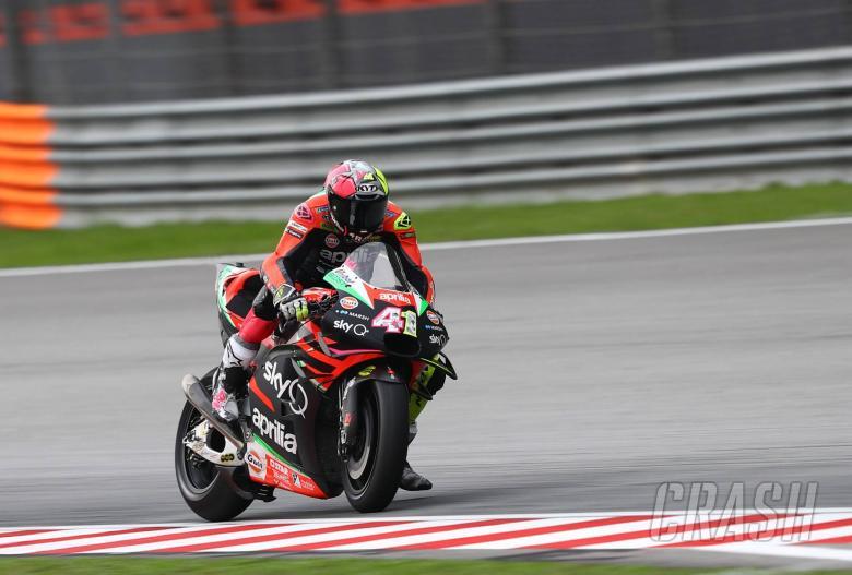 Aleix Espargaro, Malaysian MotoGP 2019
