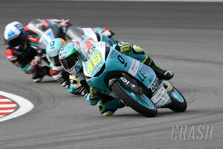 Moto3 Sepang - Race Results