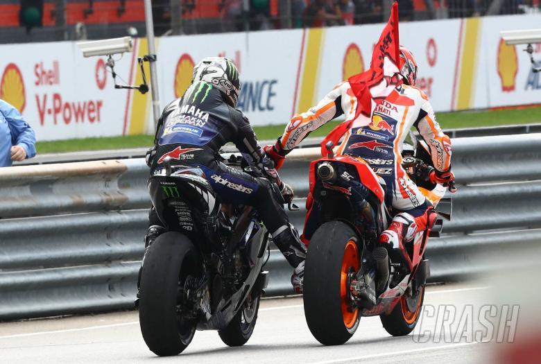 Malaysian MotoGP - Race Results