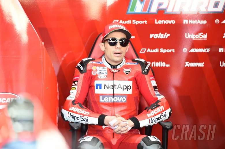 2020 Portimao MotoGP test times - Thursday (Session 1)