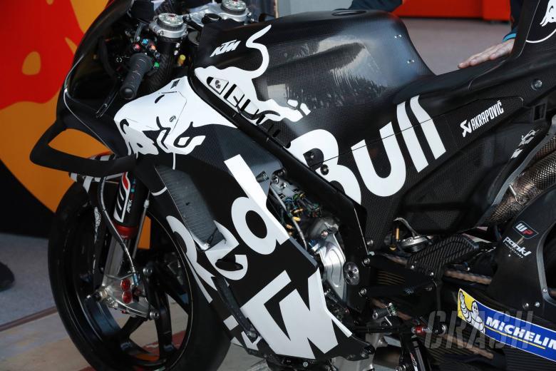 Pol Espargaro's KTM, Valencia MotoGP test, November 2019