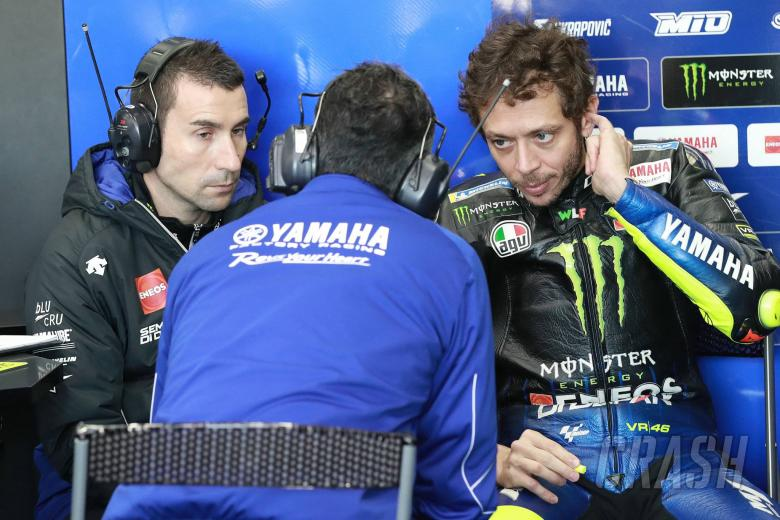 Rossi, Petronas: First contact this week?