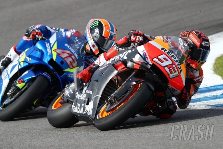 Jerez MotoGP test times - Tuesday (12pm)