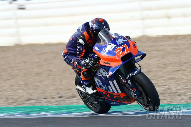 Lecuona ends day early after off at Jerez test, Pedrosa unwell