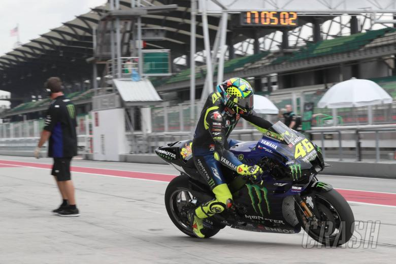Meregalli: If decision of passion, Rossi will race on