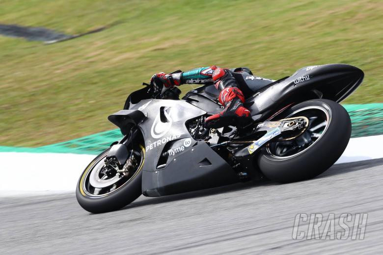 Sepang MotoGP test times - Sunday (12pm)