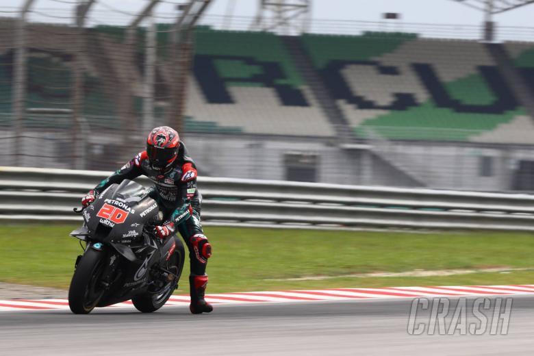 Sepang MotoGP test times - Sunday (2pm)