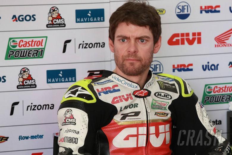 Cal Crutchlow expects Honda MotoGP exit, signals Aprilia interest