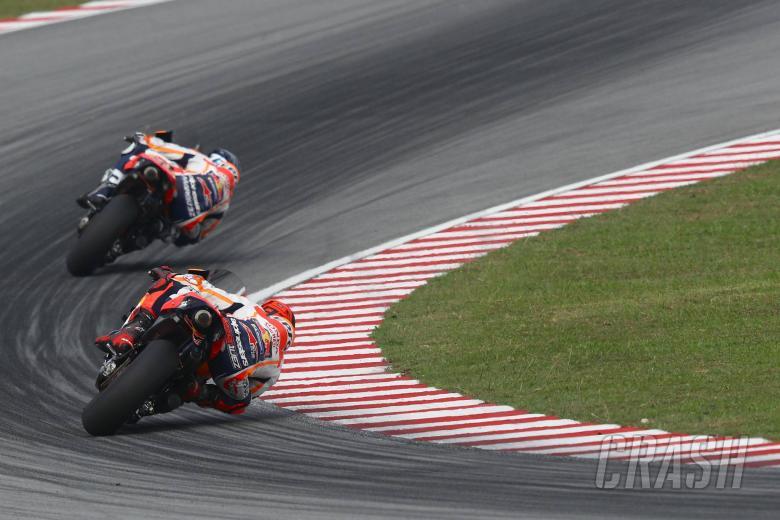 Marquez: Fast corner, slow crash - tyre, engine priority