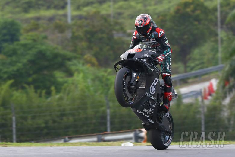 Sepang MotoGP test times - Sunday (FINAL)