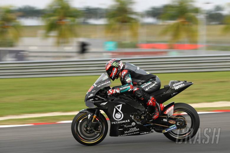 Sepang MotoGP test times - Sunday (11am)