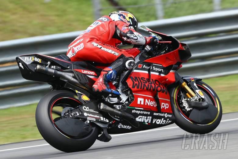 Dovizioso decision 'before we go racing'?