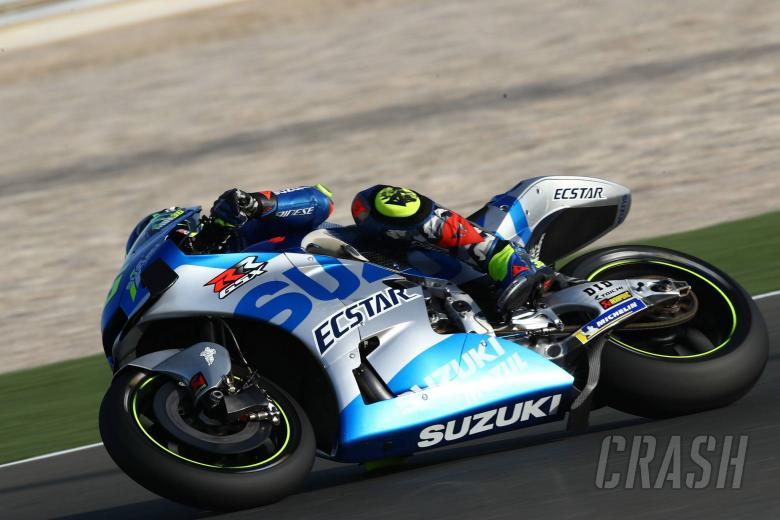 Mir: Pekerjaan dengan Suzuki belum selesai