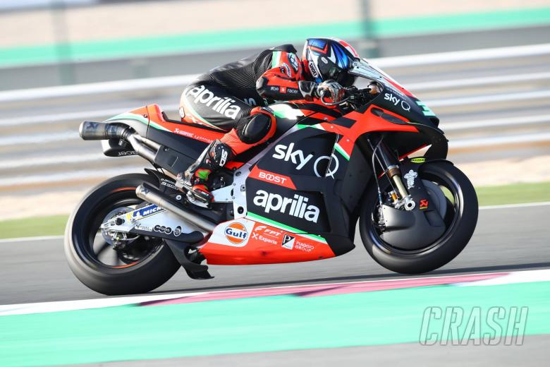 Aprilia 'ready for next test' after Misano shakedown