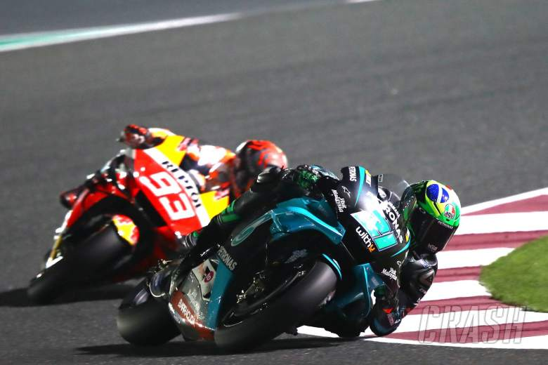 Franco Morbidelli shares his thoughts on Marc Marquez injury