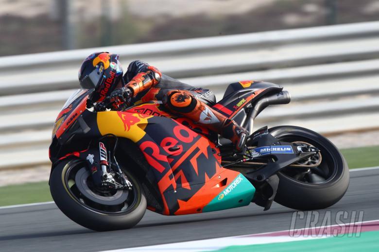 KTM pulls out of Jerez MotoGP test
