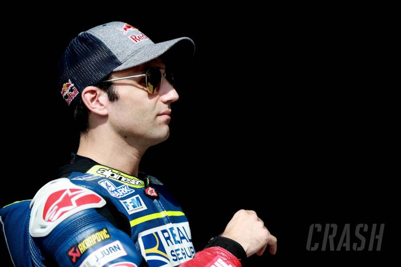 Zarco: I was stopped at the border