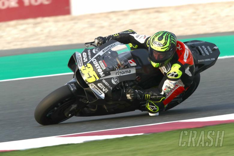 Cal Crutchlow, Qatar MotoGP test, 24 February, 2020