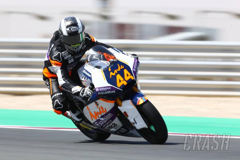 Moto2: Canet 'pace incredible', Syahrin 'adapted well'