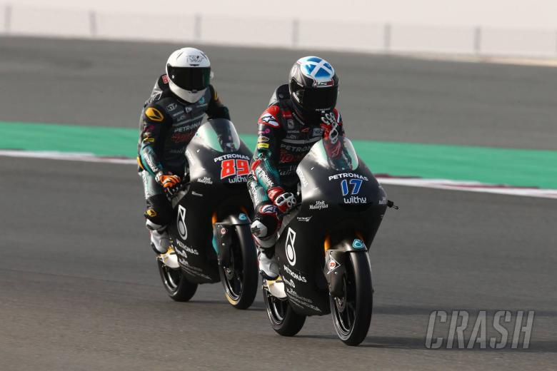 Moto3: McPhee 'ready', Pawi 'progressing'