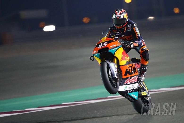Tetsuta Nagashima, Qatar Moto2. 6 March 2020