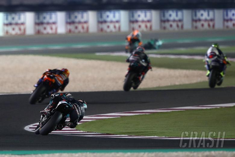 Qatar Grand Prix - Balapan saat itu terjadi