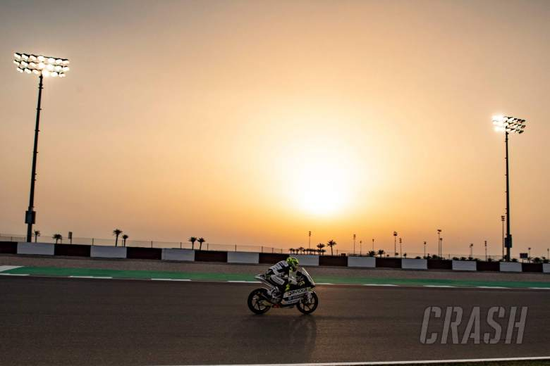 2021 Qatar Moto3 Official Test, Friday - Session 2