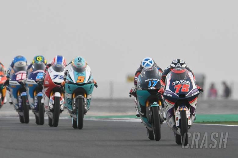 Moto3: Arena menunjukkan 'kami di sini untuk memperjuangkan gelar'