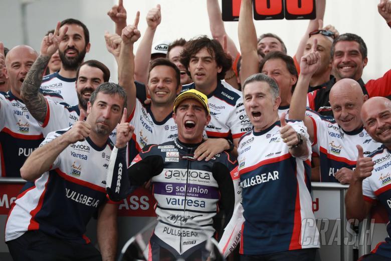 Aspar: 'Excitement, joy' at Jerez plans