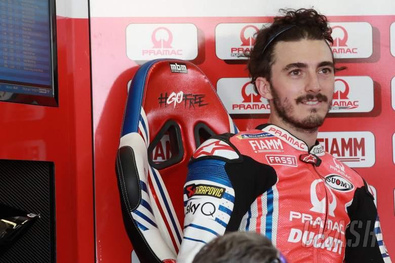 Francesco Bagnaia, Spanish MotoGP 2020