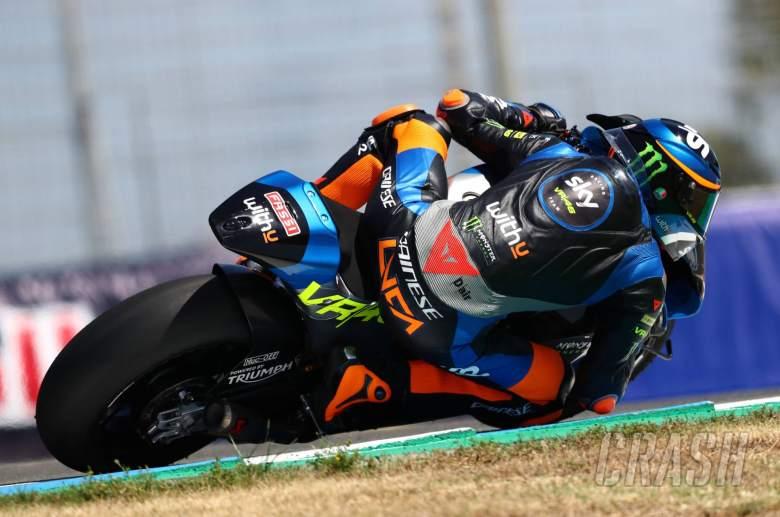 Moto2 Jerez: Marini takes victory with Jerez masterclass