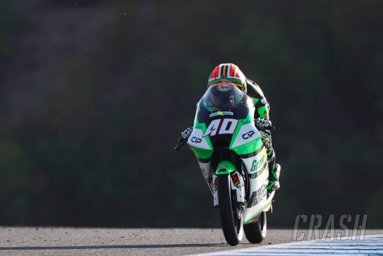 Moto3 Andalucia - Warm-up Results