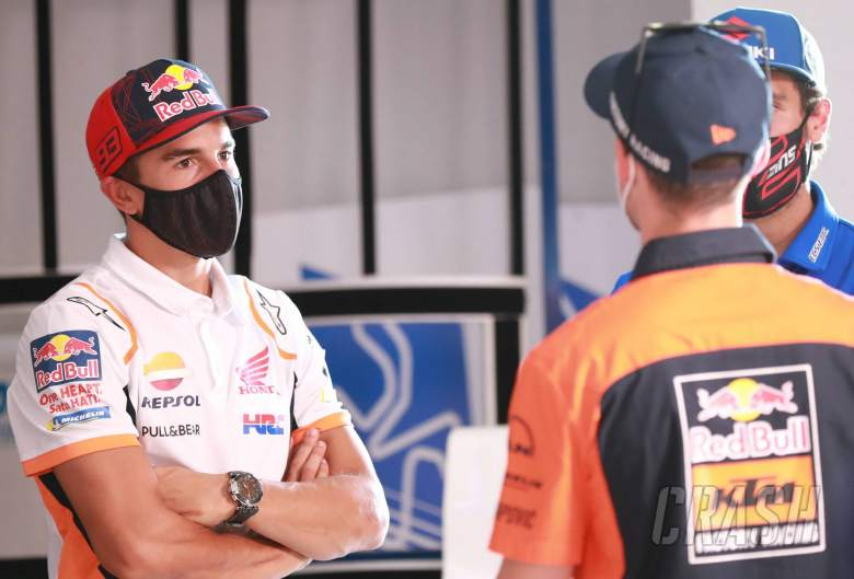 MotoGP stars Marc Marquez and Pol Espargaro on their history racing together