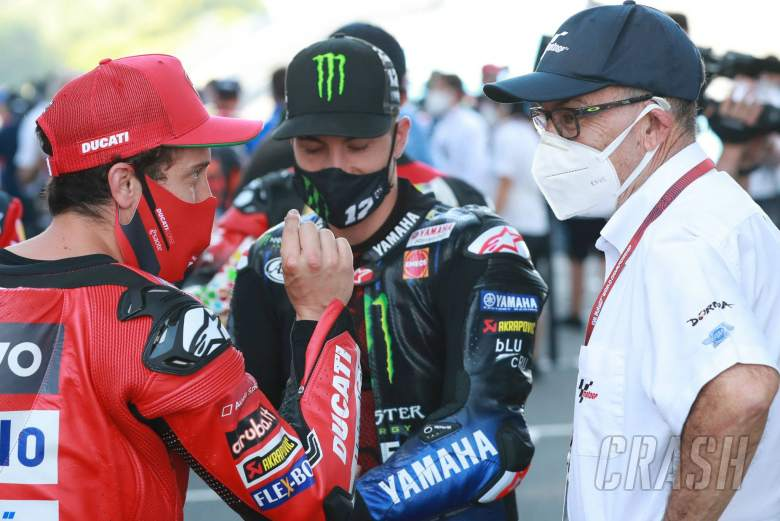 Covid: State of Alarm in Spain 'doesn't impact' Valencia MotoGP
