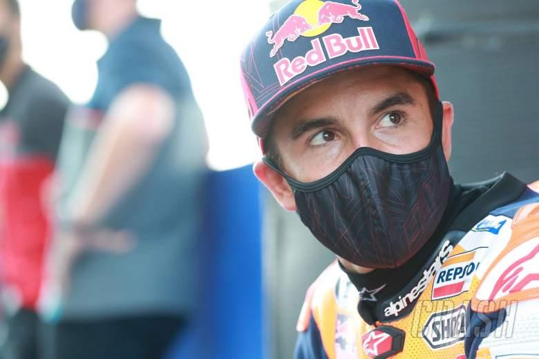 Marc Marquez admits 'hasty' MotoGP return was mistake, points finger at doctors