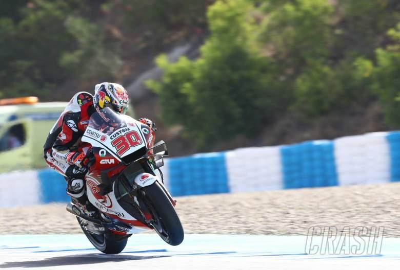 MotoGP Andalucia - Hasil Latihan Bebas (2)