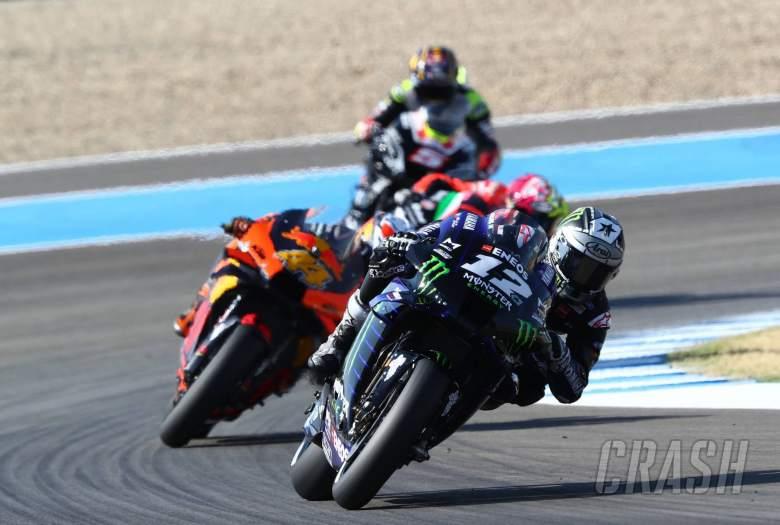 MotoGP Spanyol - Balapan LANGSUNG!