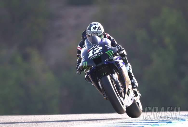 Vinales mengalahkan Rossi untuk posisi teratas FP1 saat KTM kembali tampil mengesankan