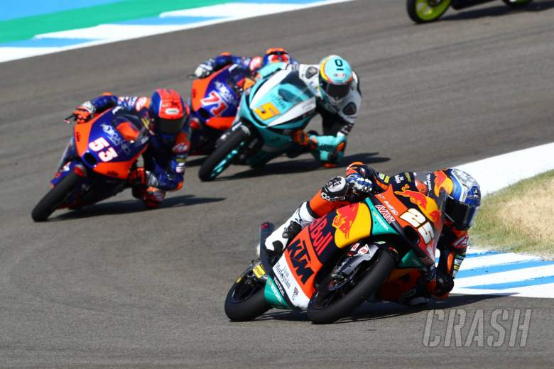 Moto3 Andalucia - Free Practice (1) Results