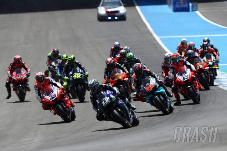 Rins not surprised if 2021 MotoGP season starts in Europe