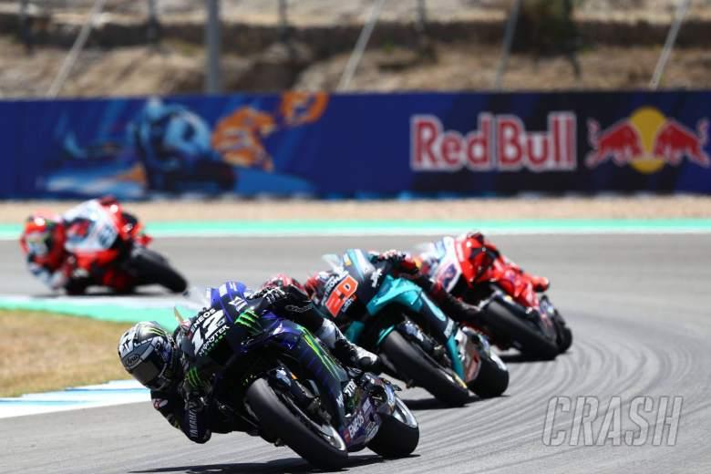 Andalucia MotoGP - Race LIVE!
